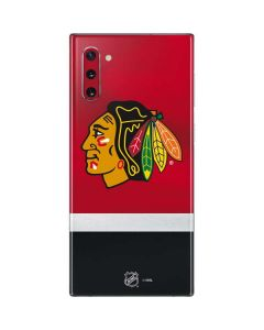 Chicago Blackhawks Jersey Galaxy Note 10 Skin