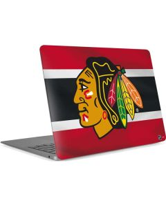Chicago Blackhawks Jersey Apple MacBook Air Skin