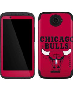Chicago Bulls Large Logo One X Skin
