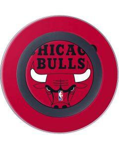 Chicago Bulls Large Logo Wireless Charger Skin
