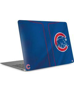 Chicago Cubs Alternate/Away Jersey Apple MacBook Air Skin