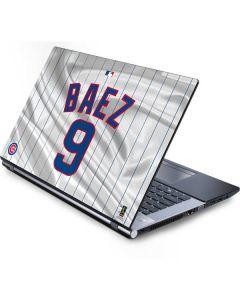 Chicago Cubs Baez #9 Generic Laptop Skin