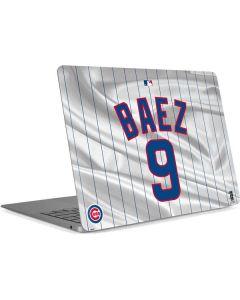 Chicago Cubs Baez #9 Apple MacBook Air Skin