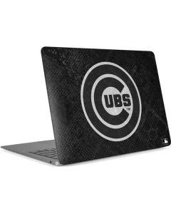 Chicago Cubs Dark Wash Apple MacBook Air Skin