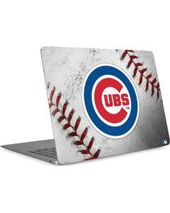 Chicago Cubs Game Ball Apple MacBook Air Skin