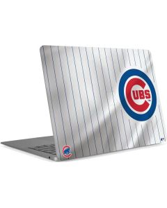 Chicago Cubs Home Jersey Apple MacBook Air Skin