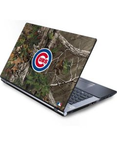 Chicago Cubs Realtree Xtra Green Camo Generic Laptop Skin