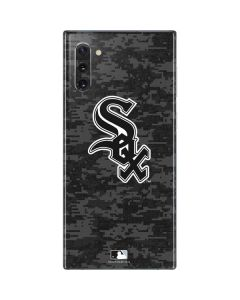 Chicago White Sox Digi Camo Galaxy Note 10 Skin