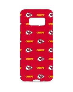Kansas City Chiefs Blitz Series Galaxy S8 Plus Lite Case