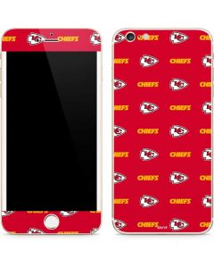 Kansas City Chiefs Blitz Series iPhone 6/6s Plus Skin