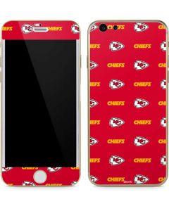 Kansas City Chiefs Blitz Series iPhone 6/6s Skin