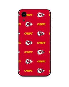 Kansas City Chiefs Blitz Series iPhone XR Skin