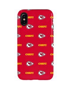 Kansas City Chiefs Blitz Series iPhone XS Pro Case