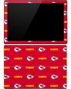 Kansas City Chiefs Blitz Series Surface Pro (2017) Skin