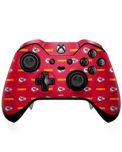 Kansas City Chiefs Blitz Series Xbox One Elite Controller Skin