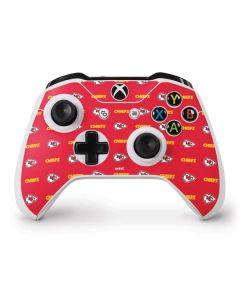 Kansas City Chiefs Blitz Series Xbox One S Controller Skin