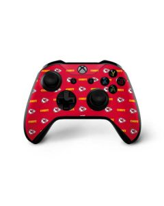 Kansas City Chiefs Blitz Series Xbox One X Controller Skin