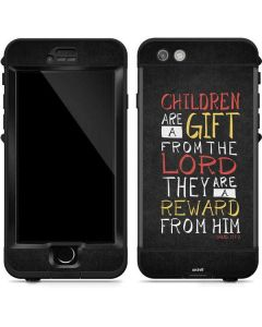 Children Are A Gift From God LifeProof Nuud iPhone Skin