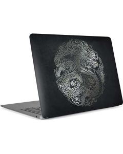 Chinese Black Dragon Apple MacBook Air Skin