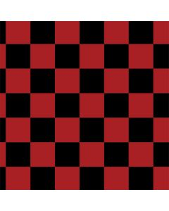 Red and Black Checkerboard LifeProof Nuud iPhone Skin