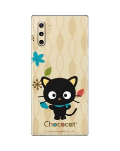 Chococat Autumn Leaves Galaxy Note 10 Skin