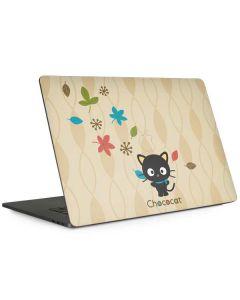 Chococat Autumn Leaves Apple MacBook Pro 15-inch Skin