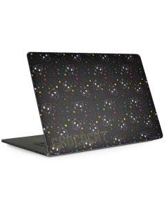 Chococat Black Repeat Pattern Apple MacBook Pro 15-inch Skin