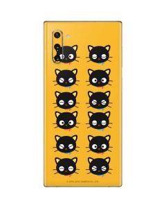 Chococat Expressions Galaxy Note 10 Skin