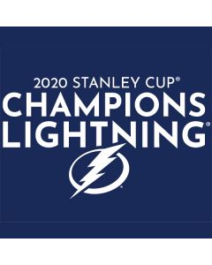 2020 Stanley Cup Champions Lightning Wii Remote Controller Skin