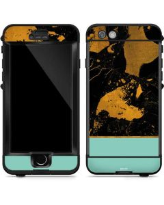 Chunky Marble LifeProof Nuud iPhone Skin