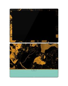 Chunky Marble Surface Pro 7 Skin