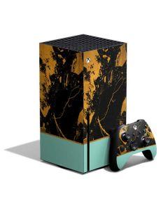 Chunky Marble Xbox Series X Bundle Skin