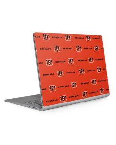Cincinnati Bengals Blitz Series Surface Book 2 15in Skin