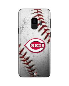 Cincinnati Reds Game Ball Galaxy S9 Skin