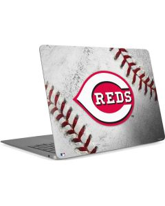 Cincinnati Reds Game Ball Apple MacBook Air Skin