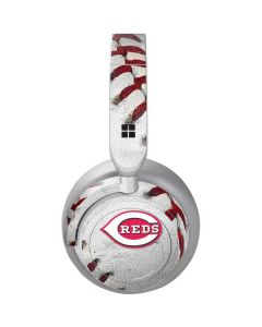 Cincinnati Reds Game Ball Surface Headphones Skin