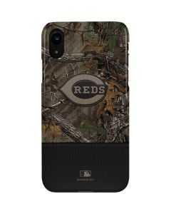 Cincinnati Reds Realtree Xtra Camo iPhone XR Lite Case