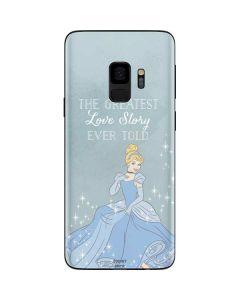 Cinderella Love Story Galaxy S9 Skin