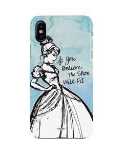 Cinderella Shoe Will Fit iPhone XS Max Lite Case