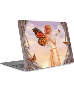 Citrine Apple MacBook Air Skin