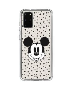 Classic Mickey Mouse Galaxy S20 Plus Clear Case