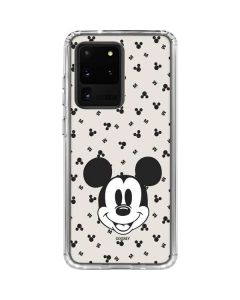Classic Mickey Mouse Galaxy S20 Ultra 5G Clear Case