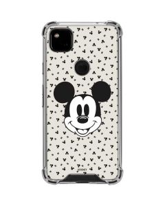Classic Mickey Mouse Google Pixel 4a Clear Case