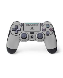 Classic PlayStation PS4 Pro/Slim Controller Skin