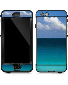 Clear Blue Water Along Beach at Cancun LifeProof Nuud iPhone Skin