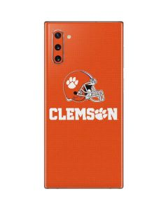 Clemson Football Galaxy Note 10 Skin