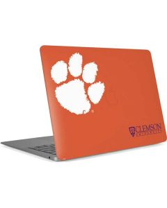 Clemson Paw Mark Apple MacBook Air Skin