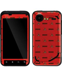 Cleveland Browns Blitz Series Droid Incredible 2 Skin