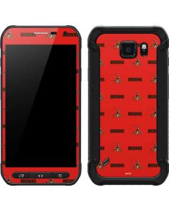 Cleveland Browns Blitz Series Galaxy S6 Active Skin