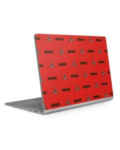 Cleveland Browns Blitz Series Surface Book 2 15in Skin